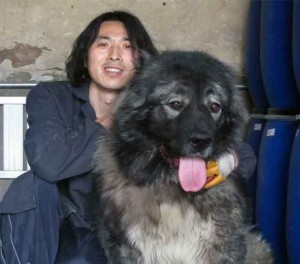 Кавказец спаси човек по време на пожар